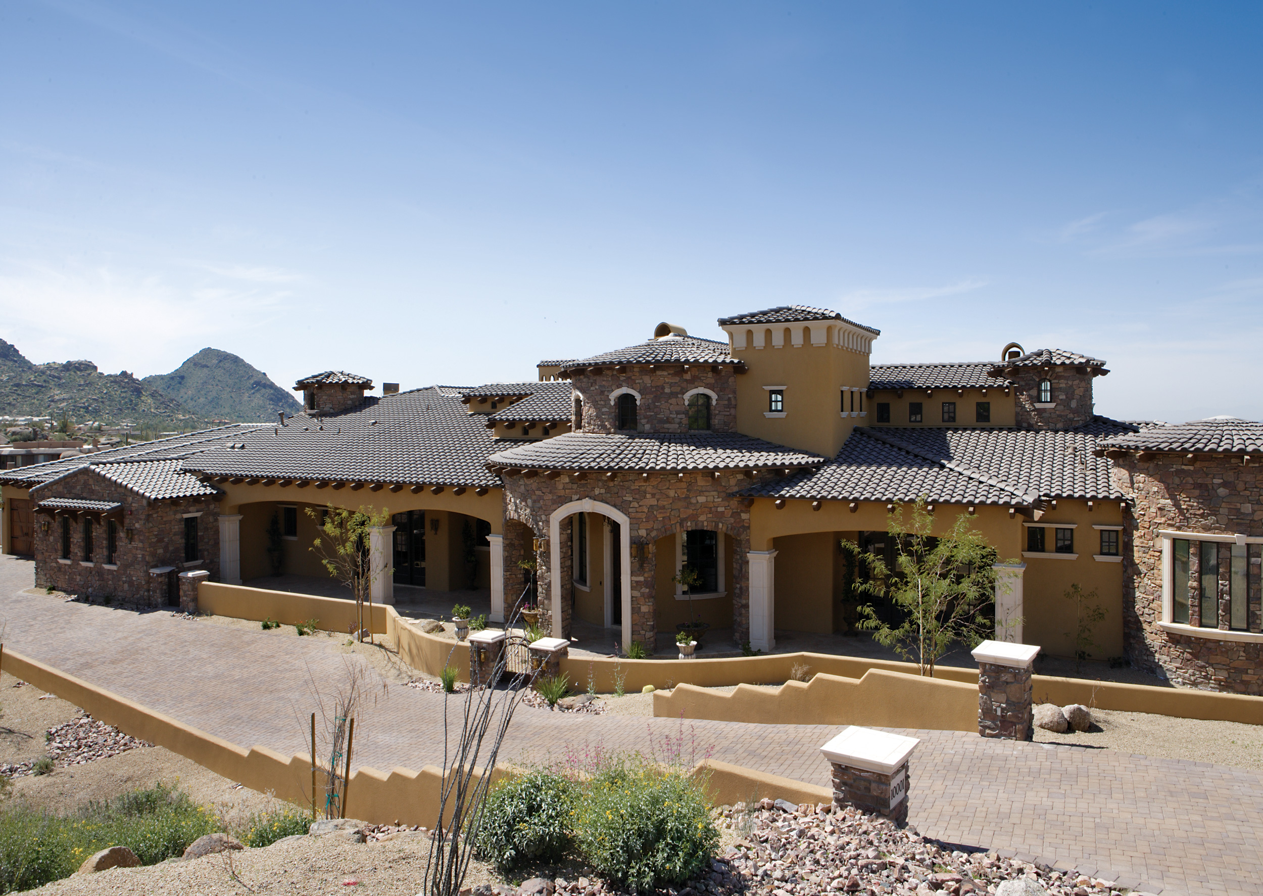 Custom Home Scottsdale Az Elite Custom Homes Builders