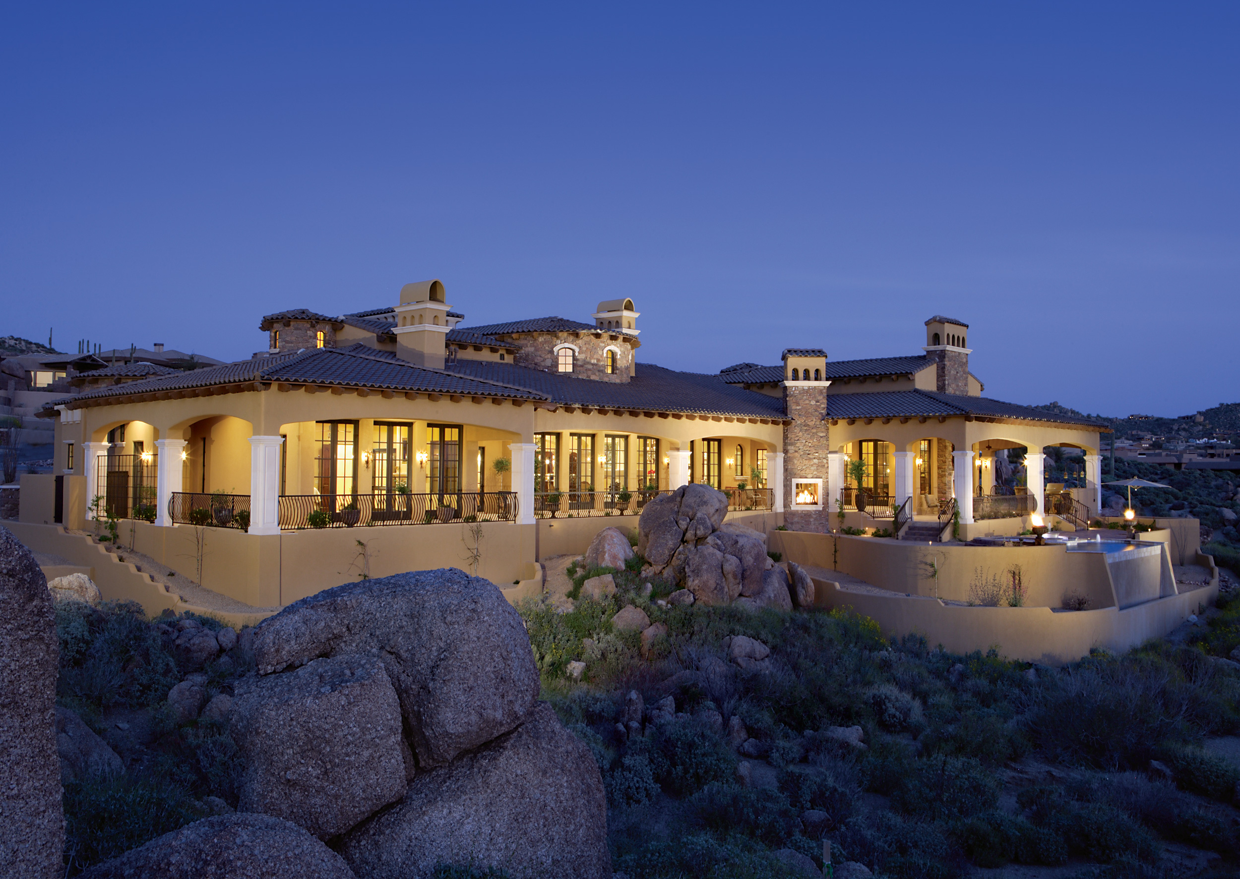 Custom Home Scottsdale Az